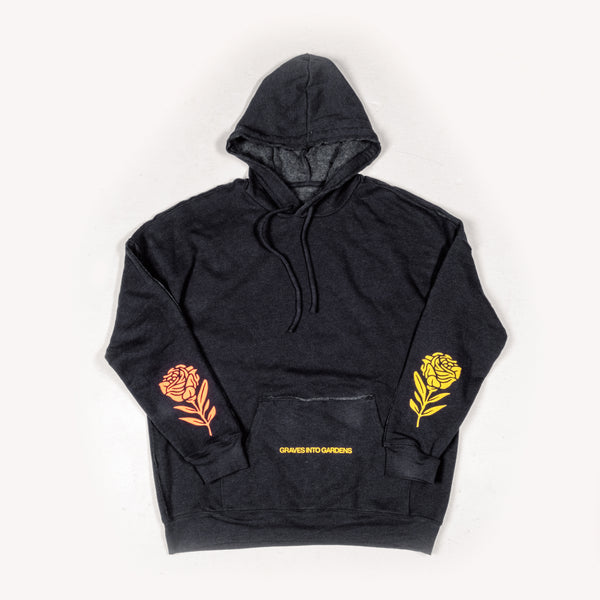 Graves Into Gardens Hoodie - Black