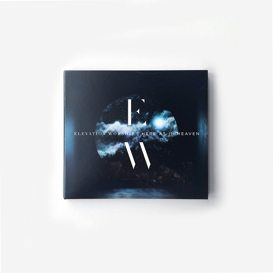 Elevation Worship: Here As In Heaven (CD)