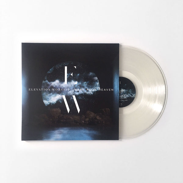 Elevation Worship: Here As In Heaven (VINYL)