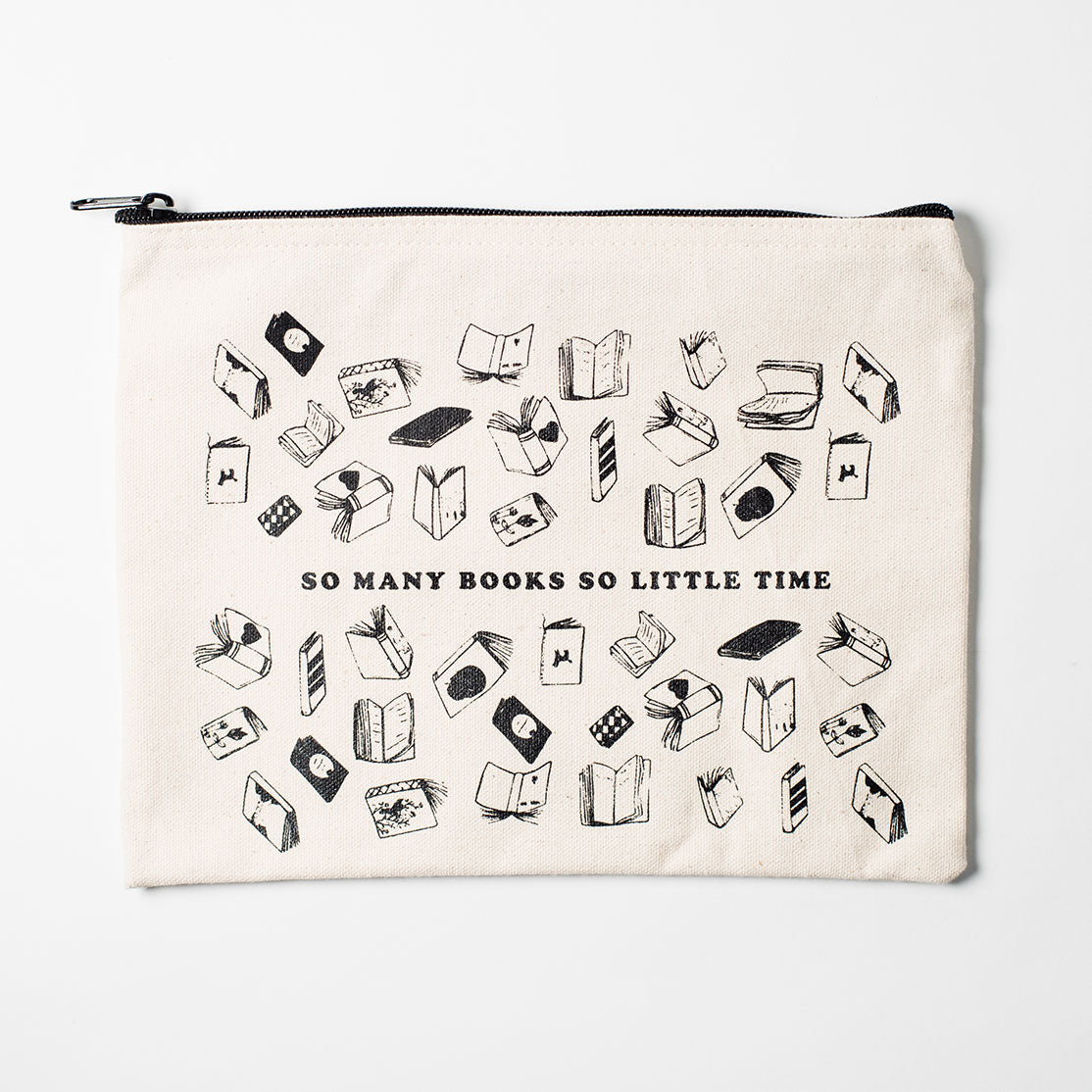 Book Club Pouch