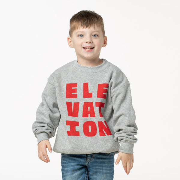 Kids 'Elevation' Sweatshirt