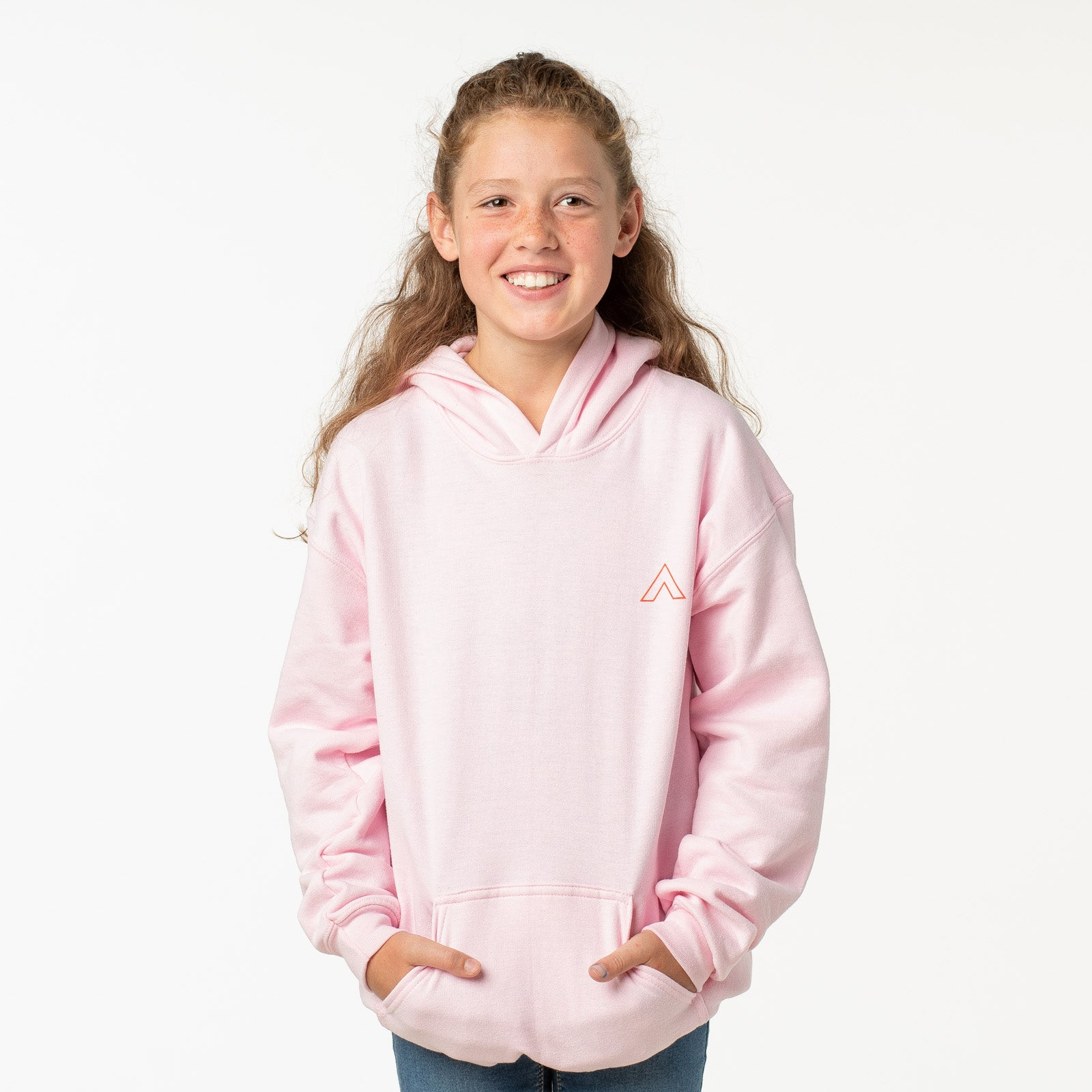 Kids 'See What God Can Do Through You' Pink Hoodie