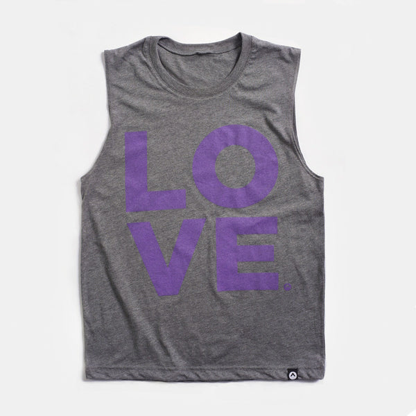 Love Week Muscle Tank