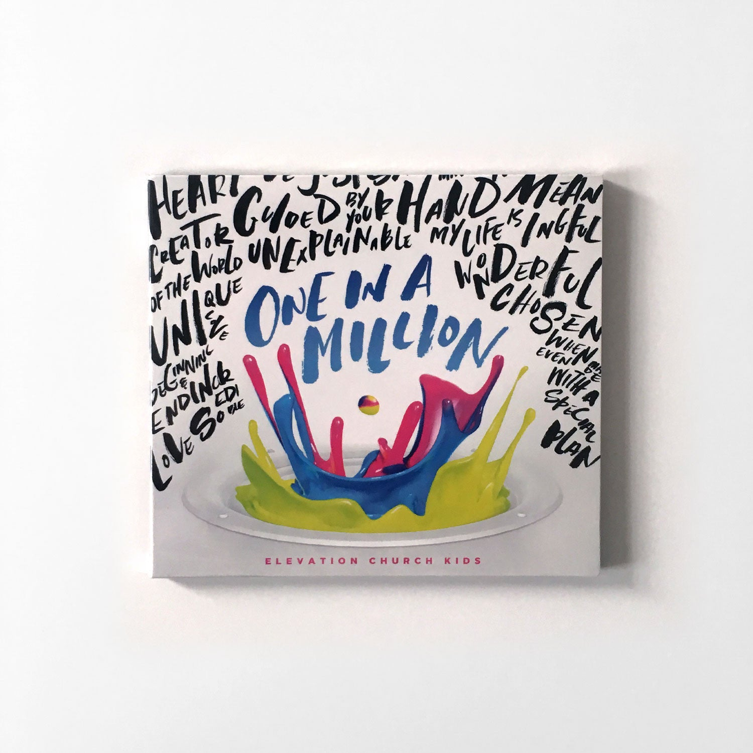 Elevation Church Kids - One In A Million (CD)