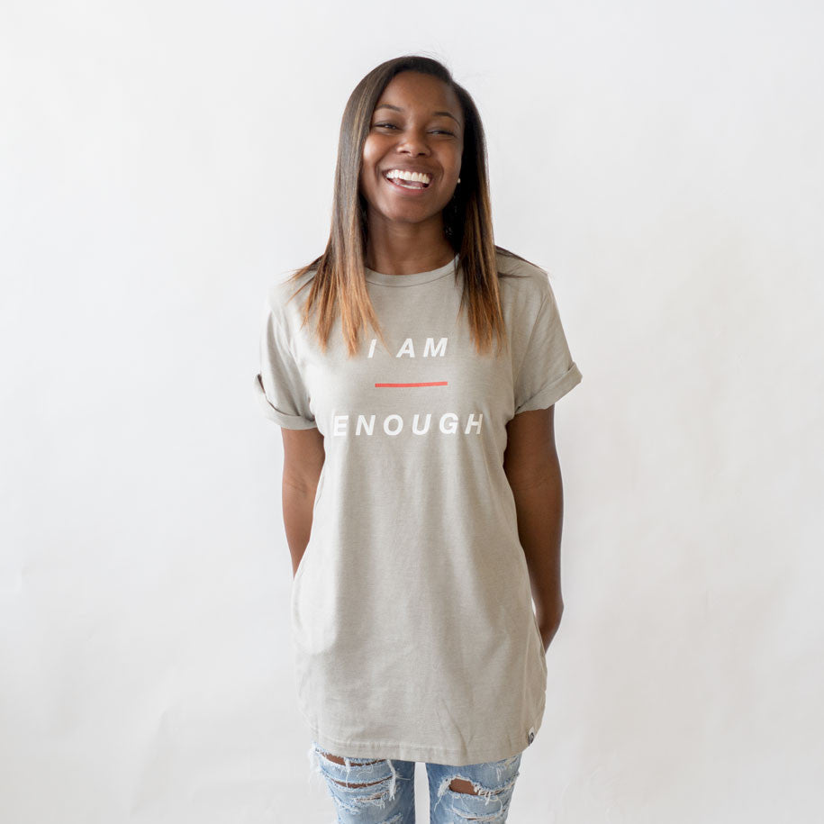 I Am Enough - Tee
