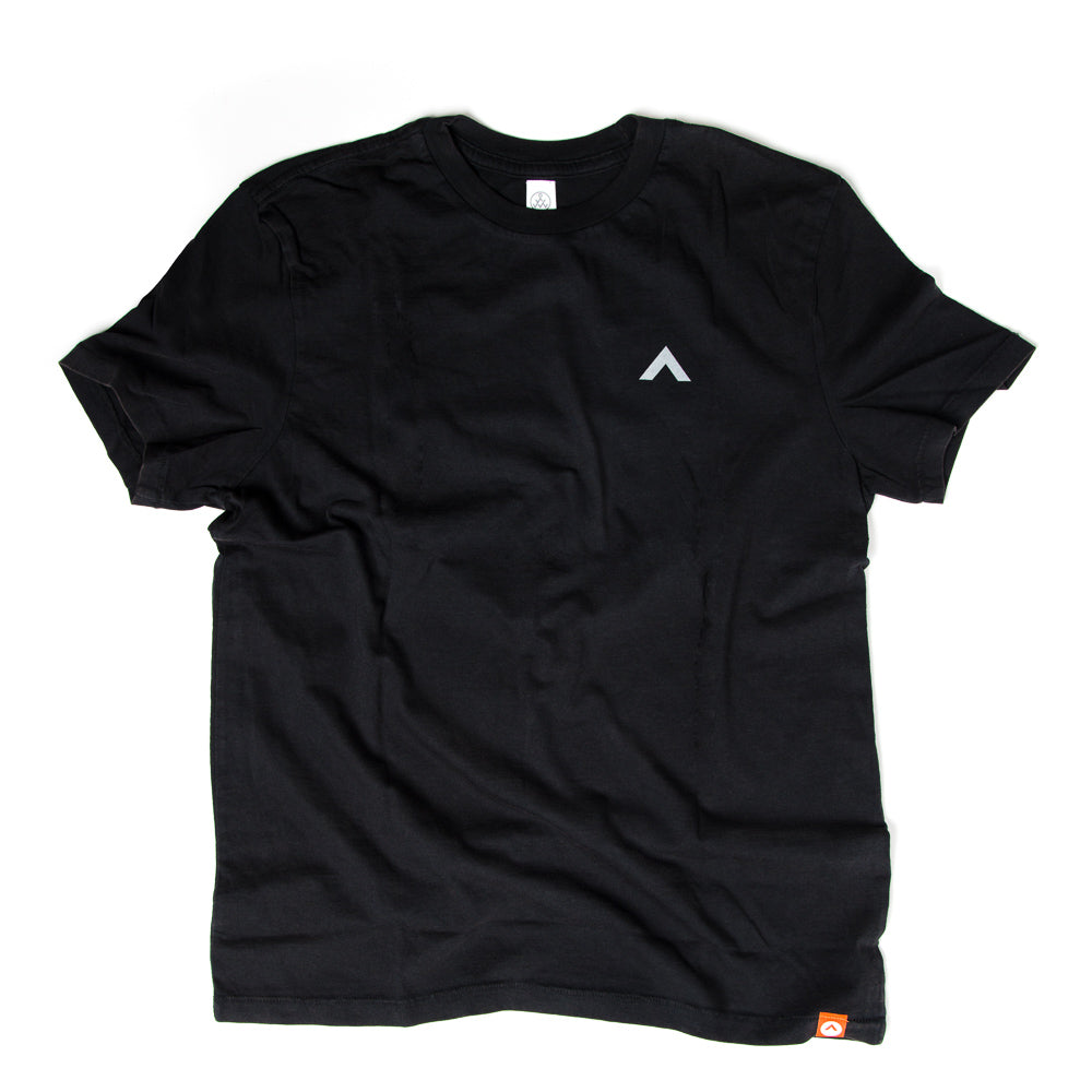 Elevation Logo Tee - Black