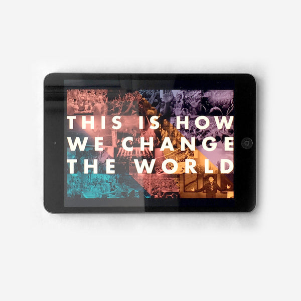 This Is How We Change The World (Digital Download)