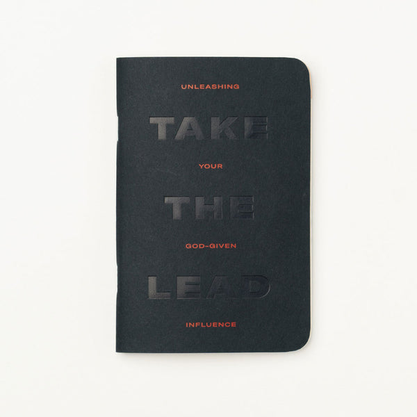 Men's eGroup Study  'Take The Lead' Softcover