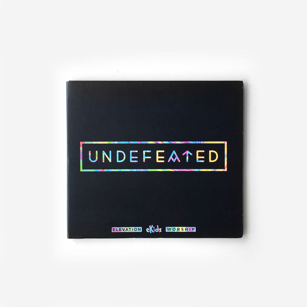 eKidz Worship: Undefeated (CD)