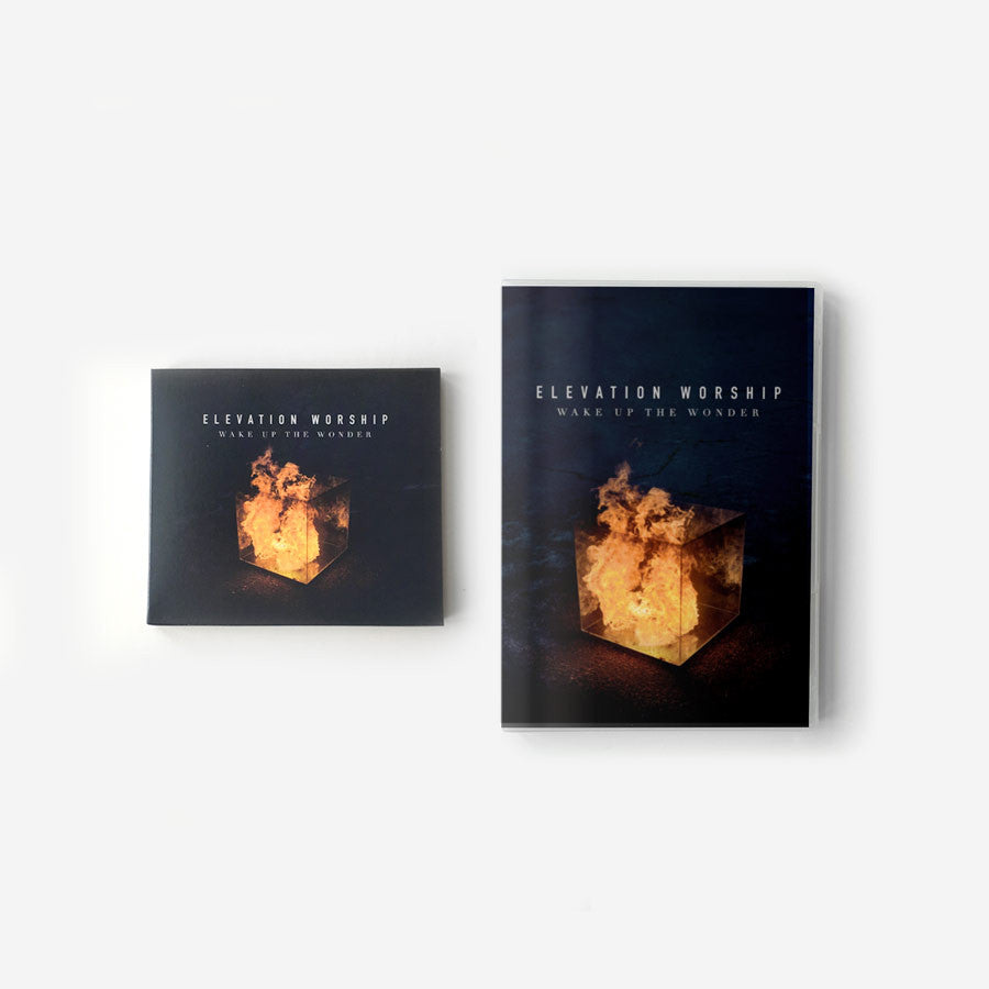 Wake Up The Wonder - CD/DVD Bundle