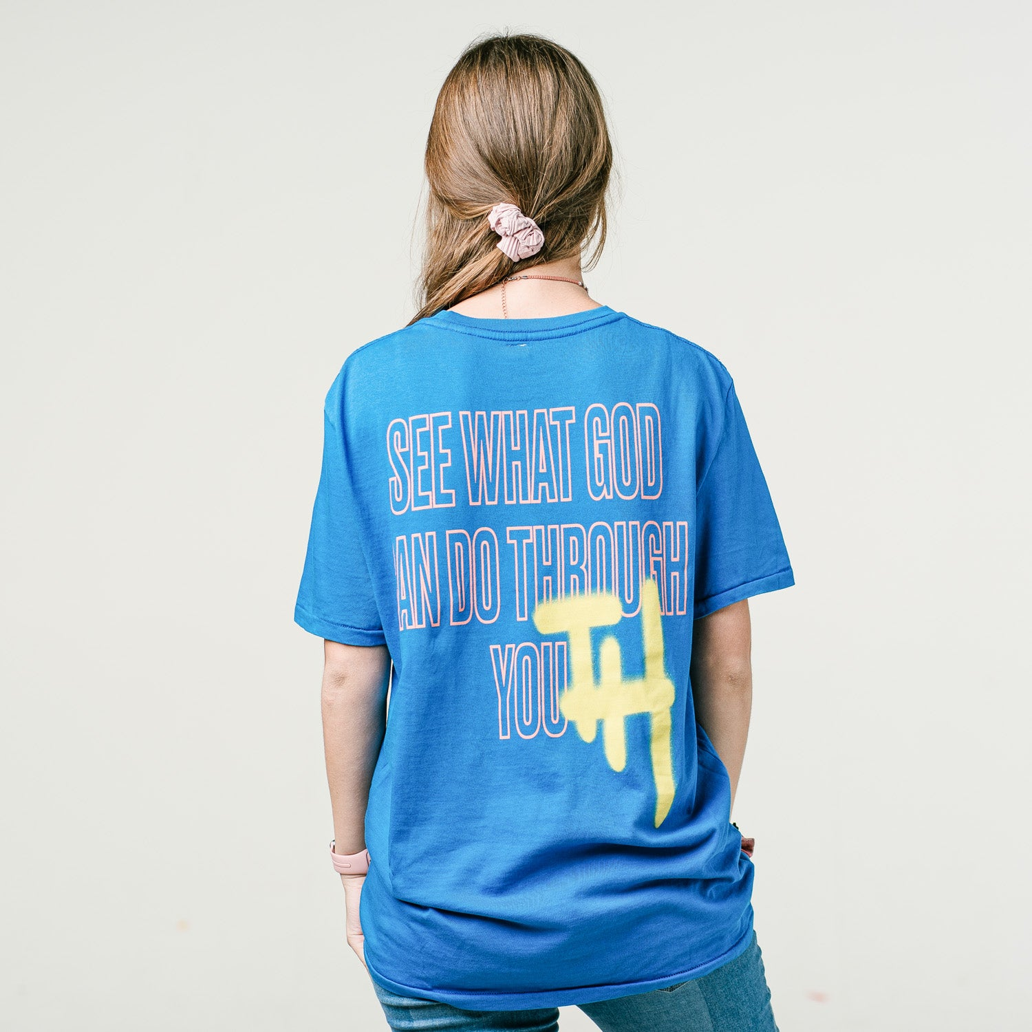 'See What God Can Do Through Youth' tee