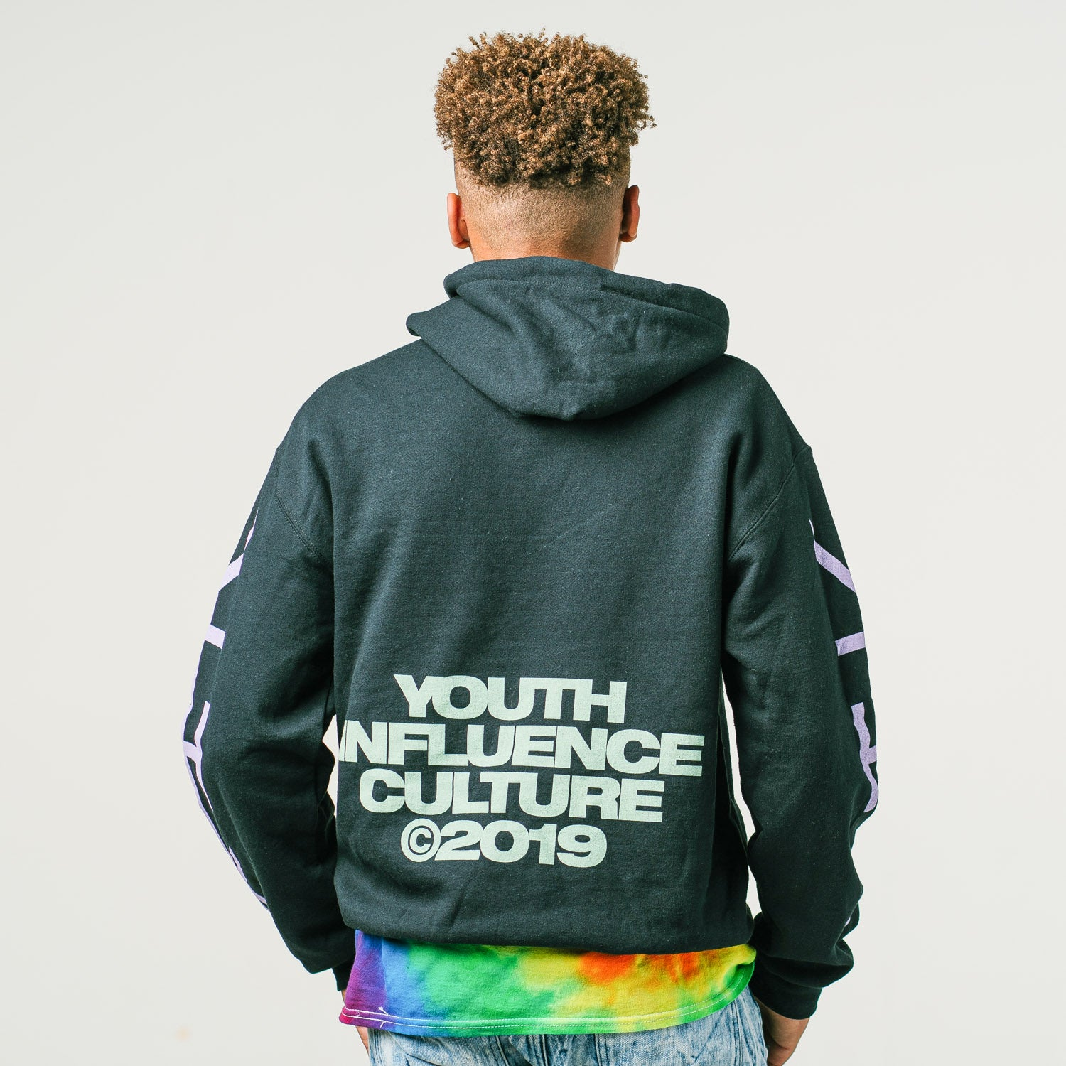 'YOUTH' hoodie