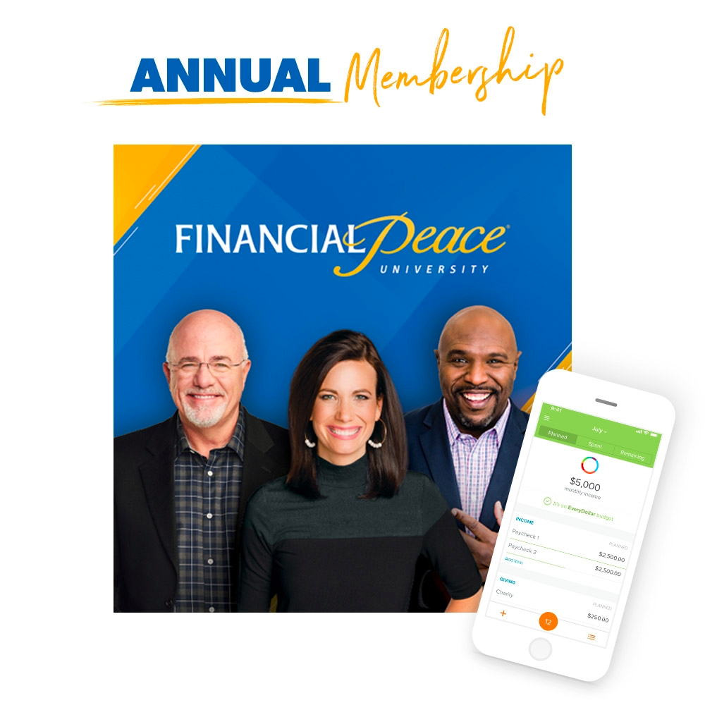Financial Peace University Digital Workbook