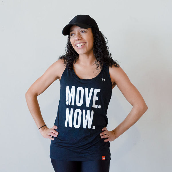 MOVE NOW Tank