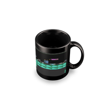 Load image into Gallery viewer, Premiere Black Mug