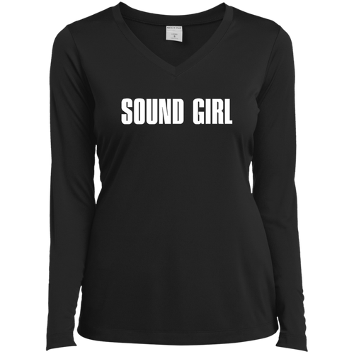 Sound Girl Long-Sleeve