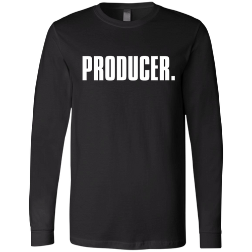 Producer Swag Longsleeve