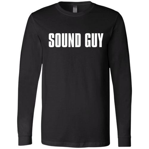 Sound Guy Long-sleeve