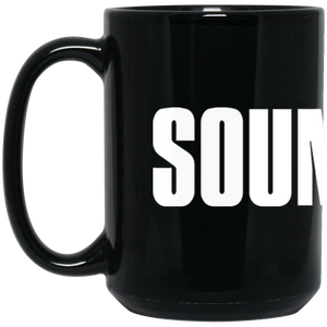 Sound Girl Big Mug