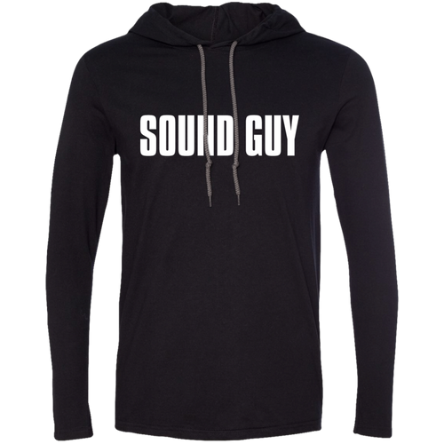 Sound Guy Anvil Hoodie