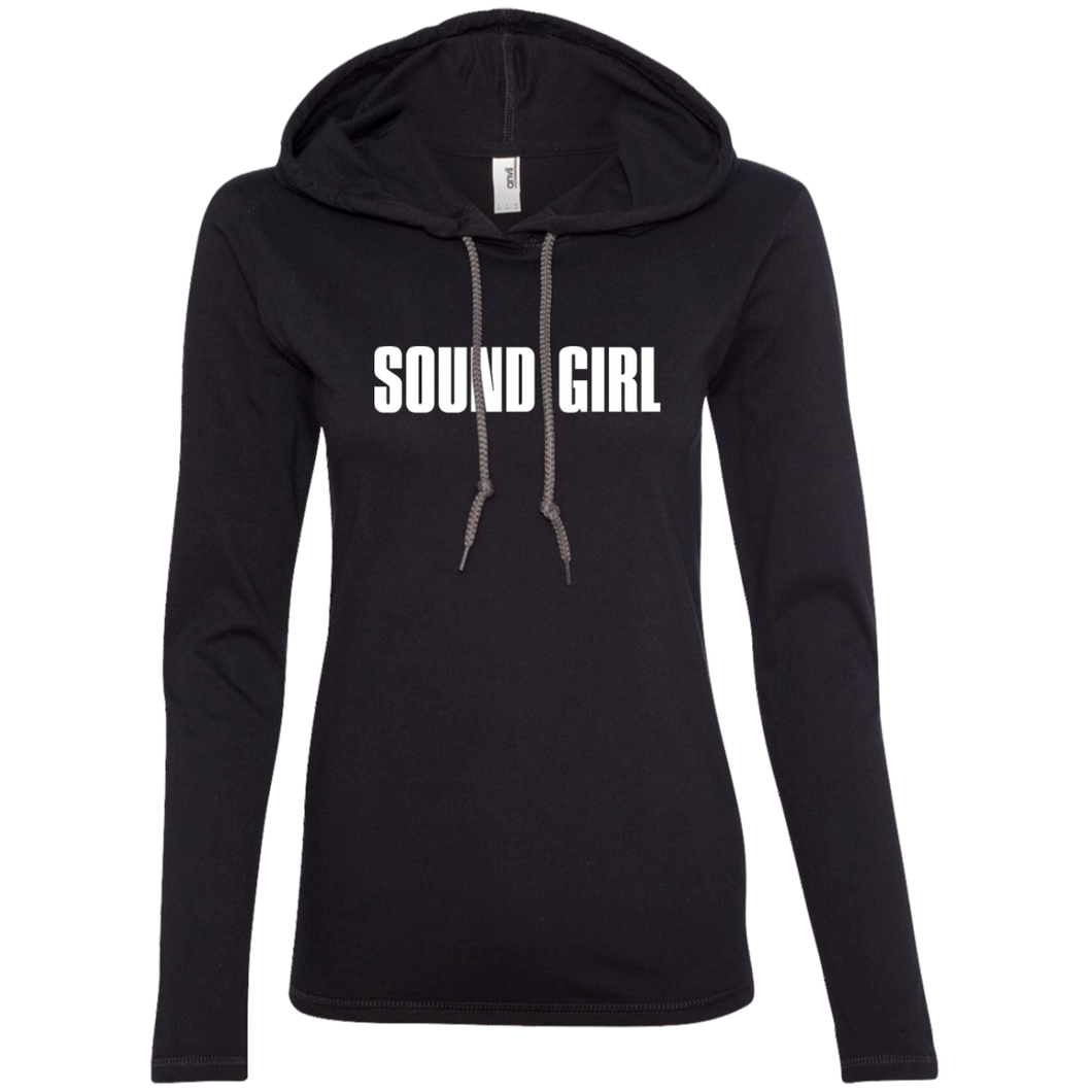 Sound Girl Anvil Hoodie