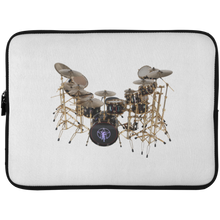 Load image into Gallery viewer, Rockin' Prog Laptop Sleeve