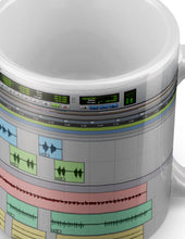 Load image into Gallery viewer, Pro Tools Mug - Style #1 White