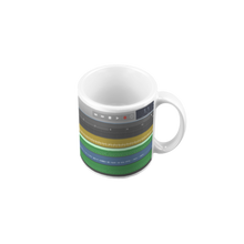 Load image into Gallery viewer, LP Studio Mug - Style #1 White