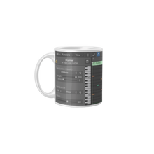 Load image into Gallery viewer, LP Studio Mug - Style #2 White