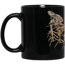 Load image into Gallery viewer, Rockin' Prog Black Mug