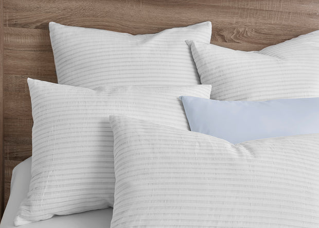100% Supima Cotton, 400 Thread Count Percale Solid Sheet Set 1
