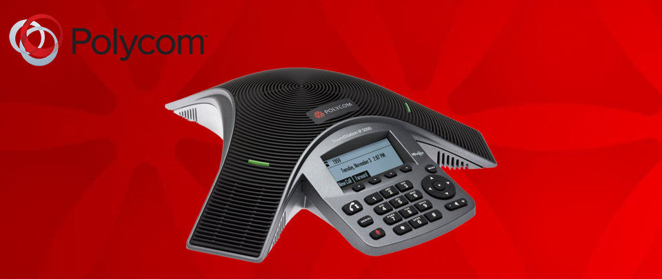 Polycom phones are designed to make voice communications effective and productive.