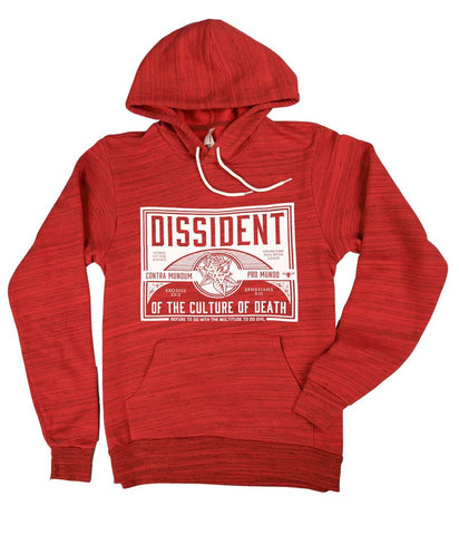 Dissident Hoodie (Limited Sizes)