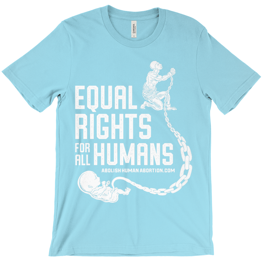 Equal Rights for All Humans T-Shirts