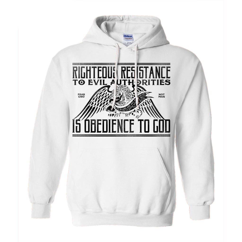 Righteous Resistance Hoodie