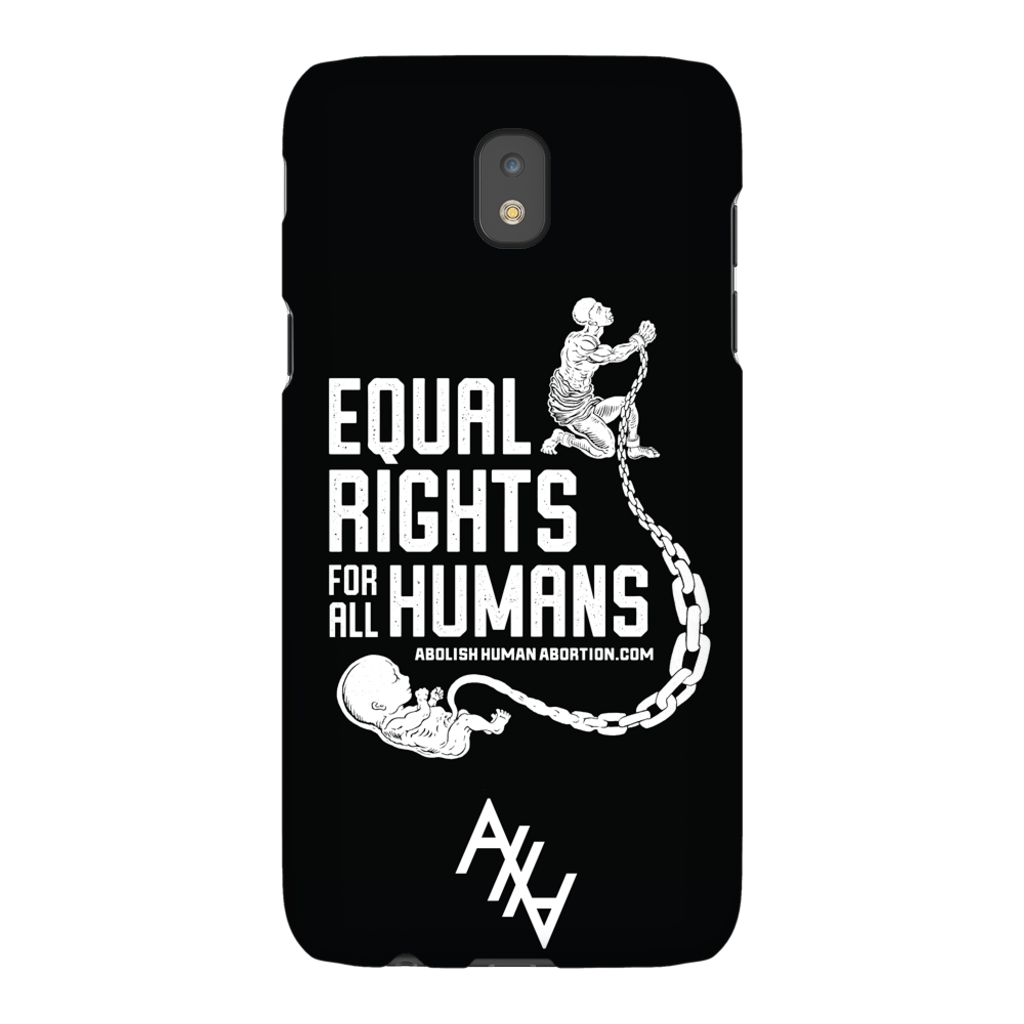 Equal Rights for All Humans Phone Cases