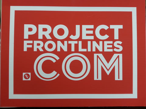 Project Front Lines Society Pack Small (Shipping $30)