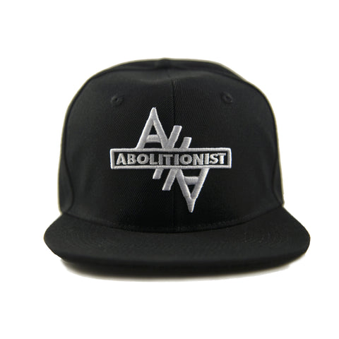 Hats - Black Abolitionist Hat (Snap Back/Flat Bill)
