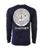 "Oklahoma ""State Seal"" Long Sleeve Shirt"