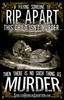Then There Is No Such Thing As Murder (Rip Apart) 31x48 Vinyl Sign