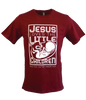 Jesus Loves The Little Children (Men's Red)