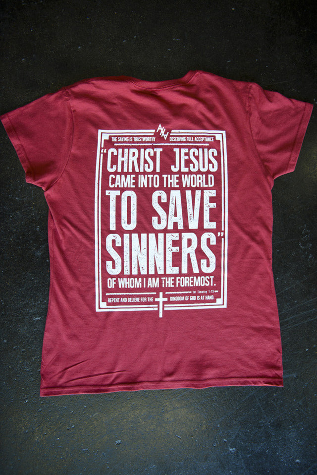 Abortion Is Sin (Women's; Limited Sizes)