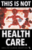 This is not Healthcare 31x48 Vinyl Sticker