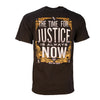 The Time For Justice Is Now (Limited Sizes)