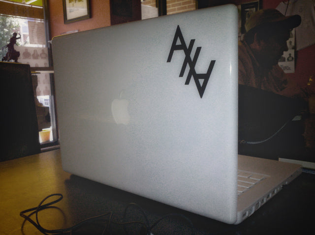 AHA Decal (Black)