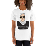 """RBG"" Short-Sleeve Unisex T-Shirt"