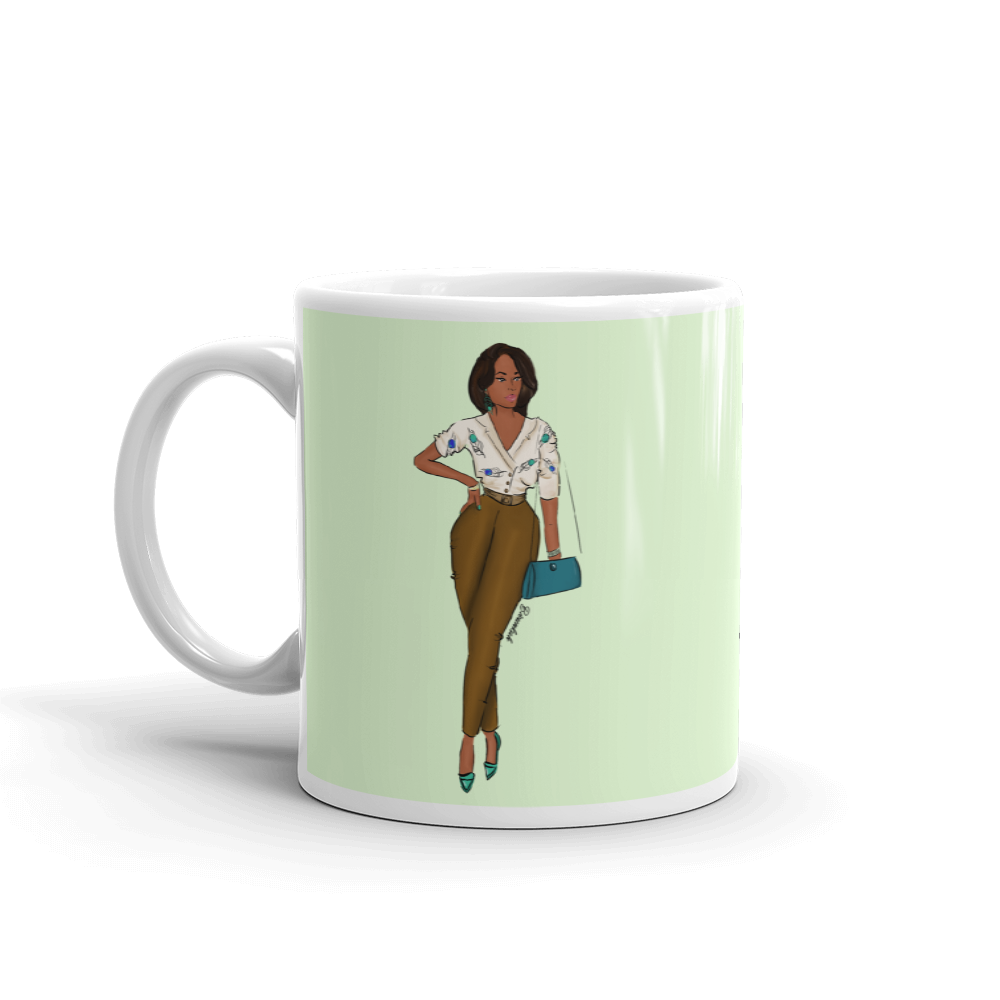"""Minding My Business"" Mug"