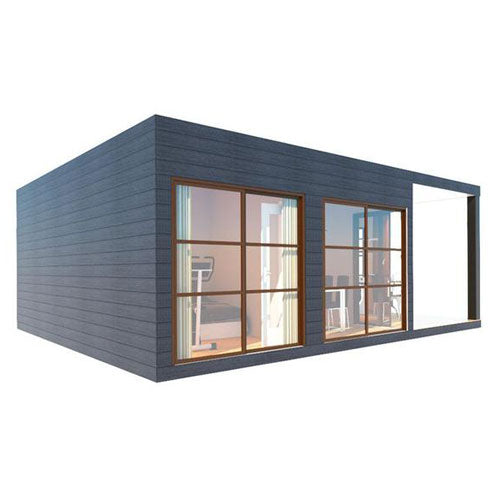 1 Bedroom Container Home Back