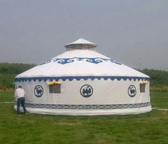 Yurts for Every Occasion