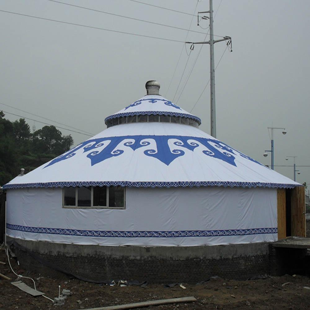 39.4' Olympic Family Yurt House